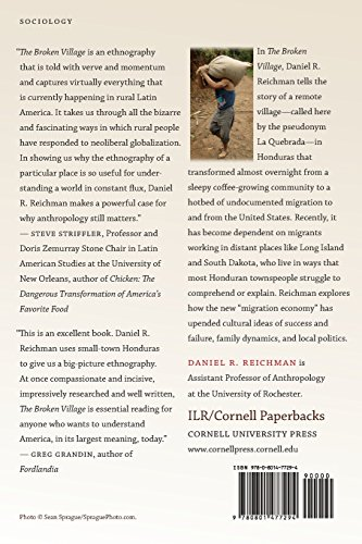 The Broken Village: Coffee, Migration, and Globalization in Honduras