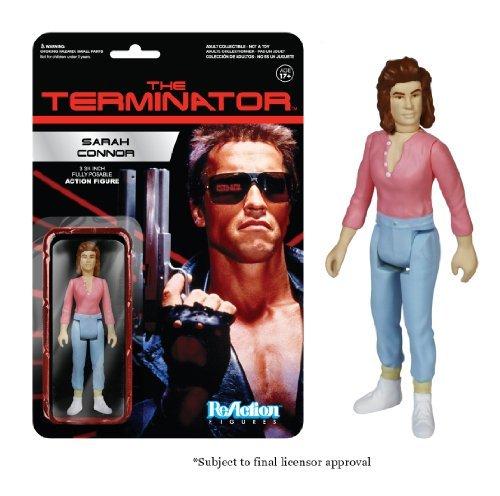 Funko The Terminator Sarah Connor ReAction Figure
