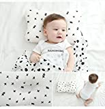 Baby Pillow for Sleeping   Organic Cotton