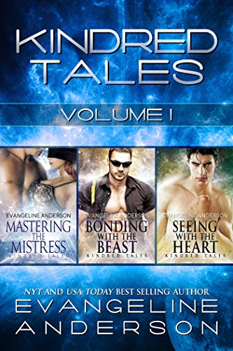 Kindred Tales Box Set Volume One (Brides of the Kindred)