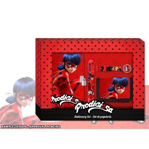 Ladybug Monedero Reloj Bolígrafo Bloc Kids LB17061: Amazon.es: Juguetes y juegos