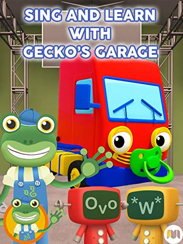 Sing and Learn with Gecko's Garage (Max Monster Truck)