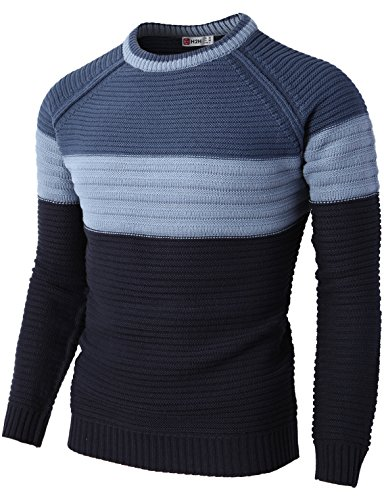 H2H Pullover Lightweight Sweaters Patterned