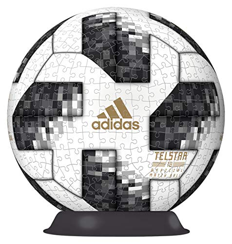 Adidas 2018 World Cup PuzzleBall 540 Piece 3D Puzzle ()