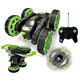 MKB Remote Control Car 4WD Rc Cars Rotate 360 Double Sided Race Rc Car MakeTheOne Electric Stunt Rock Crawler Unstoppable RTR Buggy High Speed Rc Trucks