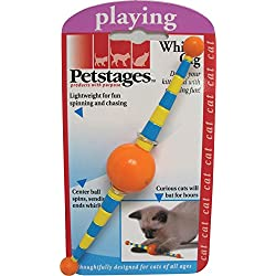 Whirly Gig Spinning Bat Toss and Fetch Cat Toy by Petstages