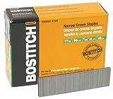 Bostitch Stanley SX50351-3/16G 1-3/16'' Galvanized Staples 3,000 Count