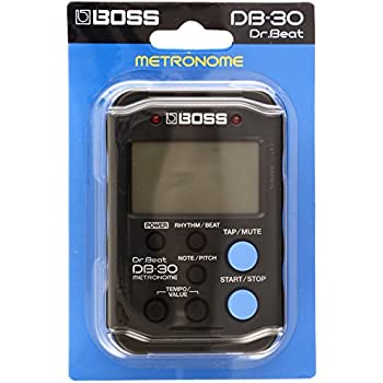 boss db 30c dr beat metronome musical instruments. Black Bedroom Furniture Sets. Home Design Ideas