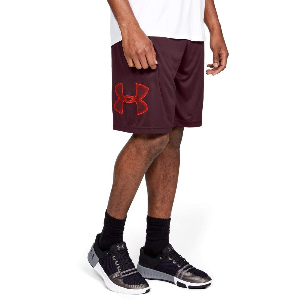Under Armour UA Tech Graphic SM Dark Maroon by Under Armour