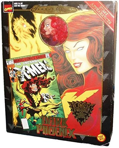 (Toy Biz The Uncanny X-Men Dark Phoenix Famous Covers 8