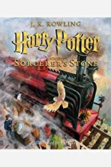 Harry Potter and the Sorcerer's Stone: The Illustrated Edition (Harry Potter, Book 1) Hardcover