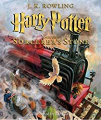 The beloved first book of the Harry Potter series, now fully illustrated by award-winning artist Jim Kay. For the first time, J.K. Rowling's beloved Harry Potter books will be presented in lavishly illustrated full-color editions. Kate...