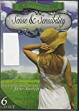 Sense and Sensibility (Audio Book / 6 CD SET, UPC
