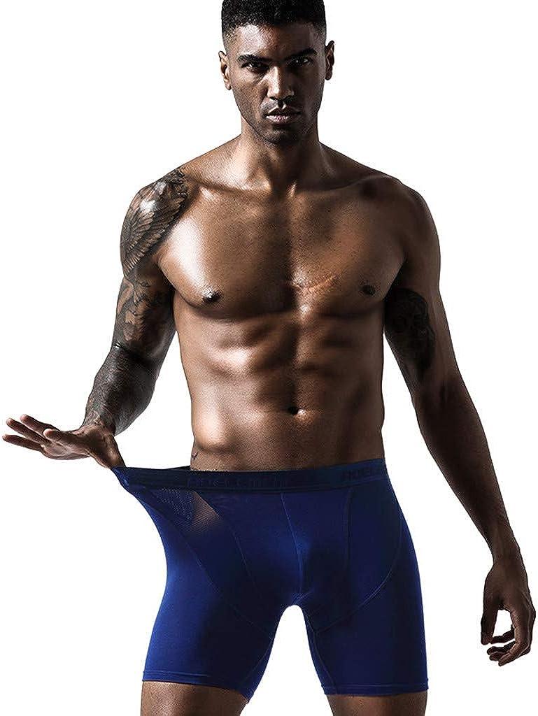 Bermuda Mesh Lining Hommes Respirant Serr/é Le Sport Culotte S/échage Rapide Courte Pantalon pour Surf Running Natation Watershort Fannyfuny Maillot de Bain Hommes Plage