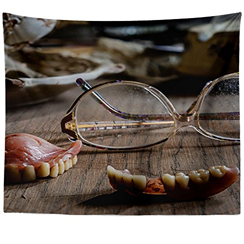 Westlake Art Wall Hanging Tapestry - Scary Halloween - Photography Home Decor Living Room - (Weird Halloween Cakes)