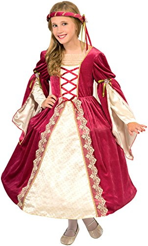 [Forum Novelties English Princess Costume, Large] (Prince And Princess Costumes)