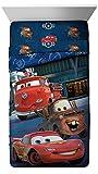 Disney Cars Hometown Reversible Twin Comforter, Hometown Comforter
