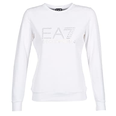 ab14953fa7875 Emporio Armani - Sweat-Shirt - Femme - - L  Amazon.fr  Vêtements et ...