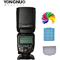 YONGNUO YN600EX-RT II Flash Speedlite for Canon DSLR Camera Wireless TTL High Flashes(Update Of yn600ex-rt)