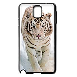 JFLIFE Tiger Roar Phone Case for samsung galaxy note3 Black Shell Phone [Pattern-2]