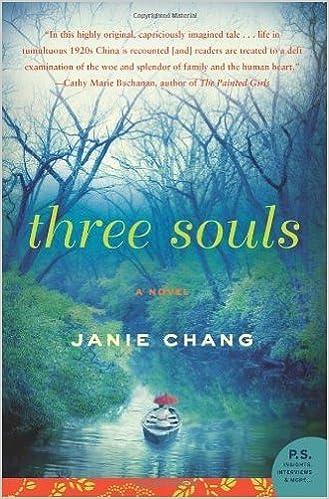 Three Souls: A Novel- Common