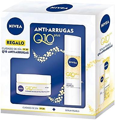 NIVEA Q10 Serum Crema Cuidado Hidratante Diurno Mujer - 1 Pack ...