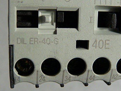 UNUSED 40-g a er-40-g MOELLER kleinschütz Mini Contactor Relay Diler