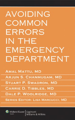 Avoiding Common Errors in the Emergency Department