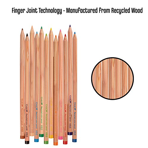 Tombow Recycled Colored Pencils, Assorted Colors, 12-Pack Photo #5