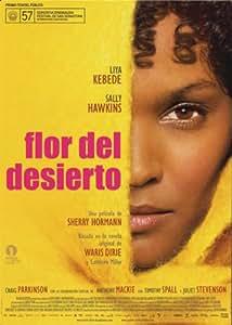 Flor Del Desierto [DVD]