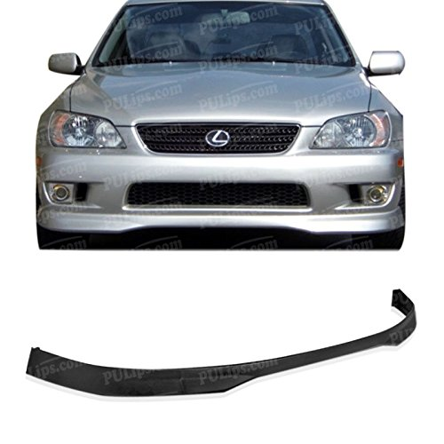 PULIps LXIS00TRSFAD - TR Style Front Bumper Lip For Lexus IS - 2001 Lip