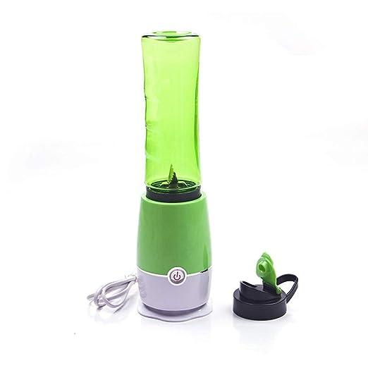 AFDK Mini jugo Squezers Botella, 500Ml eléctricos multifuncionales ...