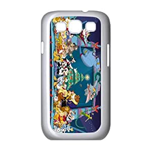 Disney all charactor-frozen,Snow White,Cinderella,alice,The LionKing etc protective case cover For Samsung Galaxy S3 HQV479706970