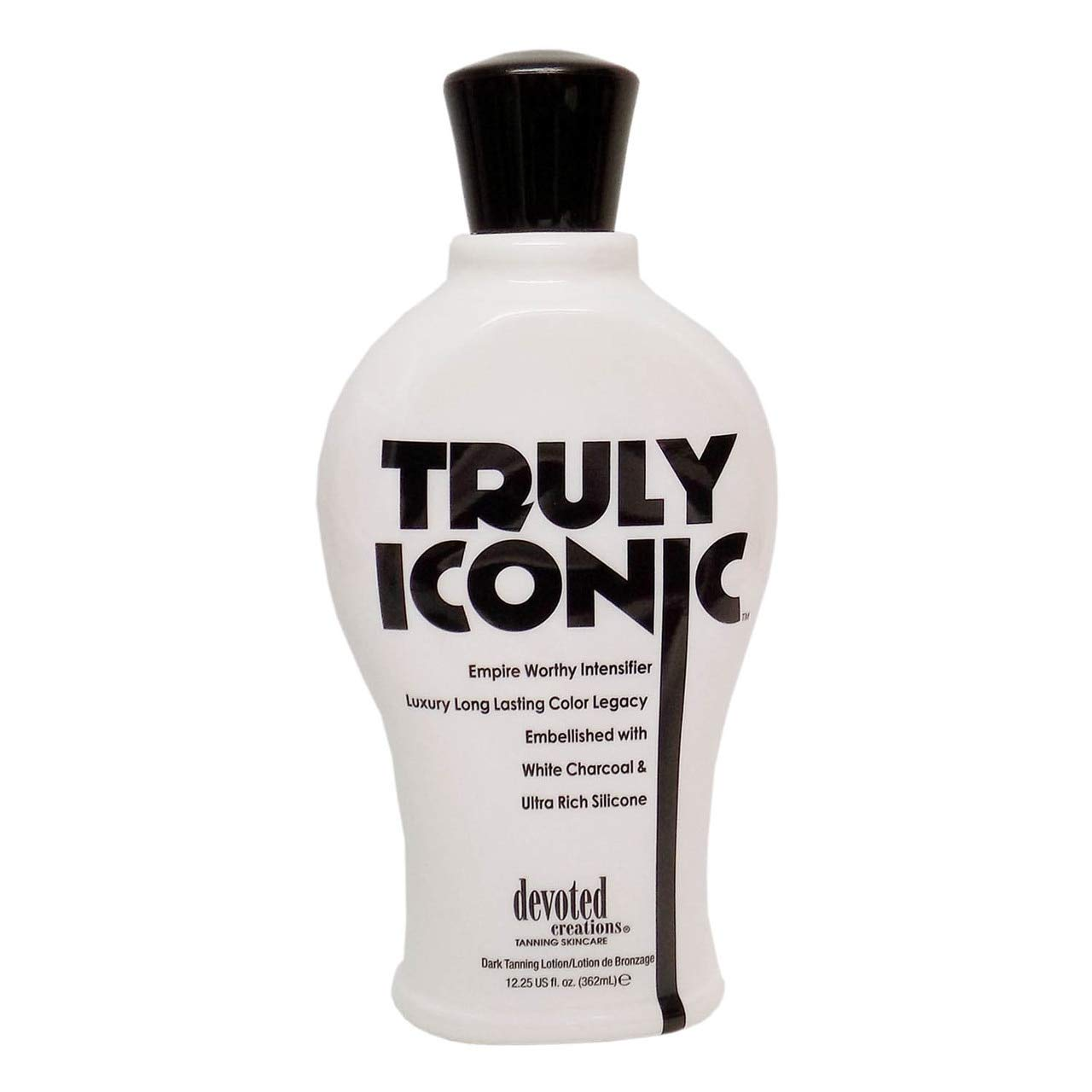 Devoted Creations Truly Iconic Intensifier Tanning Lotion 12.25 oz