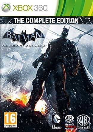 Batman: Arkham Origins - Complete Edition: Amazon.es: Videojuegos