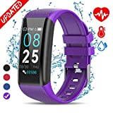 Best Health Fitness Trackers - Golden hour Fitness Tracker HR, Activity Tracker Review
