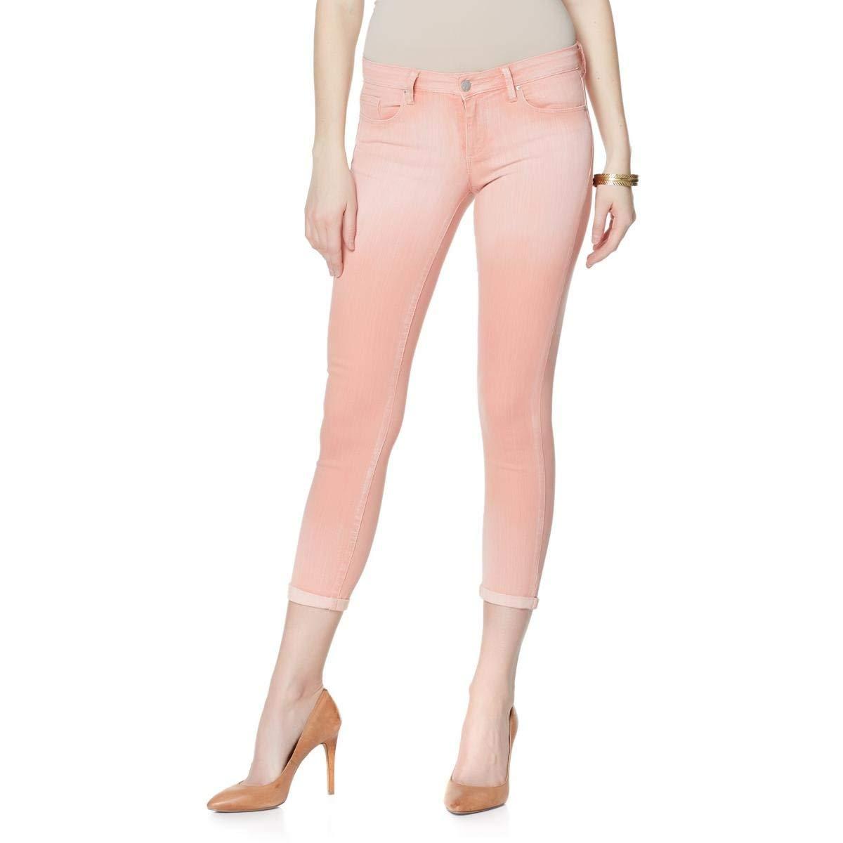 Amazon.com: Jessica Simpson Jeans delgados recortados para ...