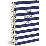Navy Stripe Hard Bound Journal