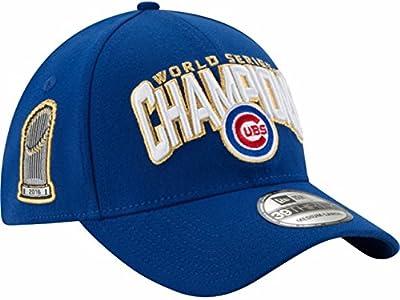 Chicago Cubs 2016 World Series Champions Locker Room Hat Blue 13363