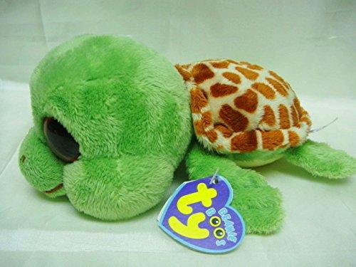 Sandy Turtle - Ty Beanie Boos Sandy Turtle 6 Plush by Ty Beanie Boos