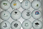 3 Dozen (Famous Golf Courses Logos) Mint Titleist Pro V1 2016 Used Golf Balls #1 Ball In Golf