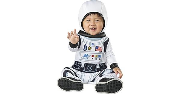 Amazon.com: Incharacter bebé astronauta Tot: Clothing