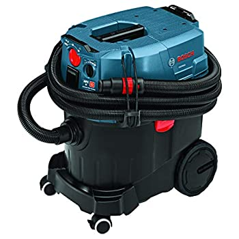 Image of Home Improvements Bosch 9 Gallon Dust Extractor with Auto Filter Clean and HEPA Filter VAC090AH