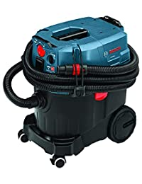 Bosch VAC090AH - Extractor de polvo de 9 galones con filtro limpiador automático y filtro HEPA