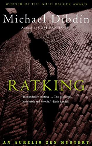 book cover of Ratking