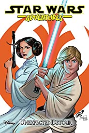 Star Wars Adventures Vol. 2: Unexpected Detour (Star Wars Adventures (2017-2020))