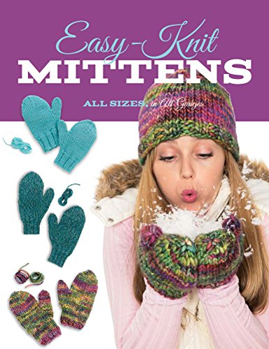 - Easy-Knit Mittens