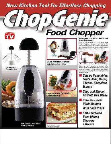 genie chopper - 2