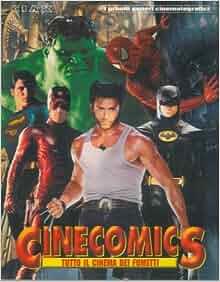 Cinecomics. Tutto il cinema dei fumetti.: AA. VV. -: Amazon.com: Books
