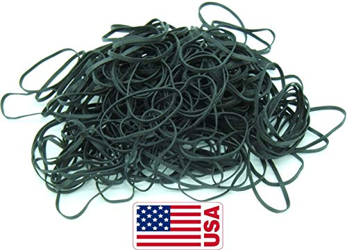 64 crepe rubber bands - 5